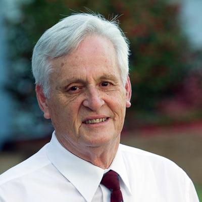 Dr. Colin Kruse - Emeritus Scholar