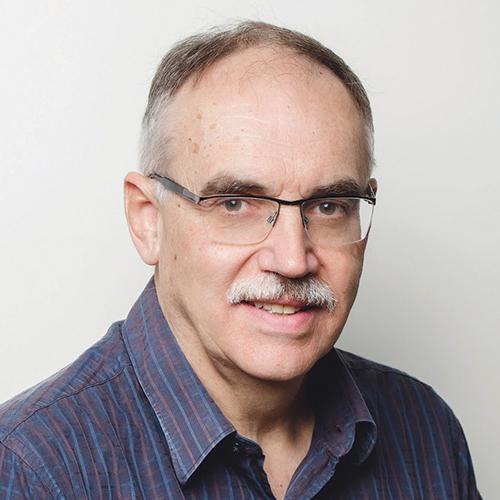 Dr. Peter Riddell - Vice Principal (Academic)