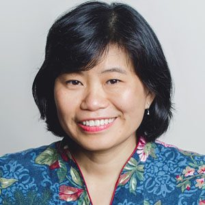 Rev. Dr. Theresa Lau - Curriculum Planning Director/ E-learning Campus Coordinator (MST Chinese)