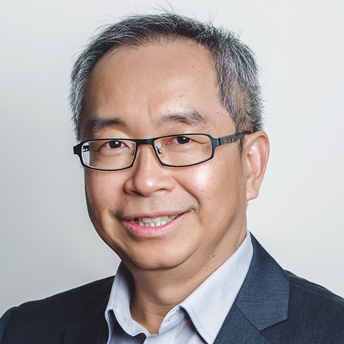 Rev. Dr. YC Liong - Full-time Lecturer Chinese Director