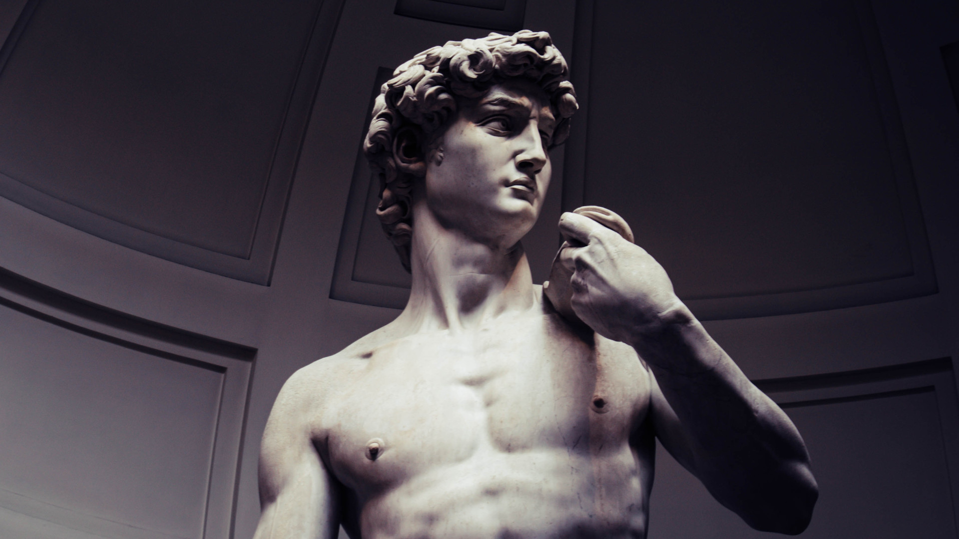 Picture of David by Michelangelo
