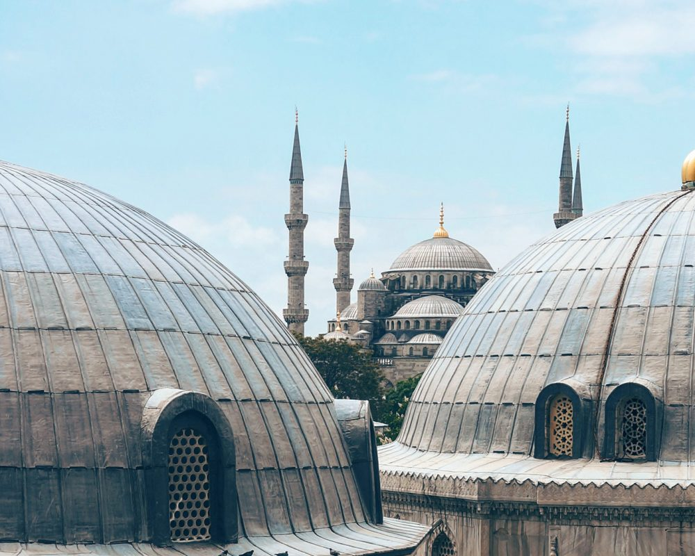 Domed Islamic Roofs